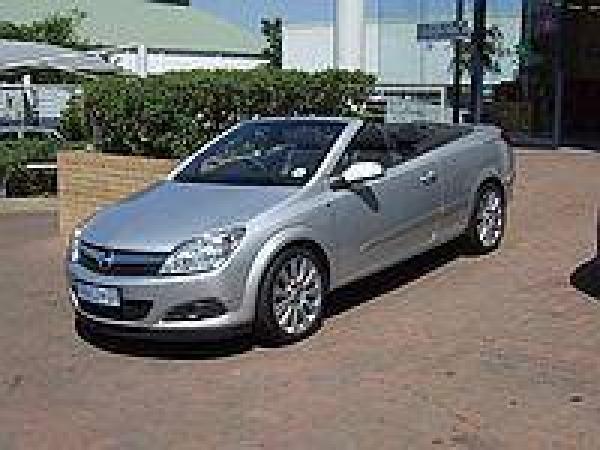 2008 Opel Astra Twintop 2.0 Turbo